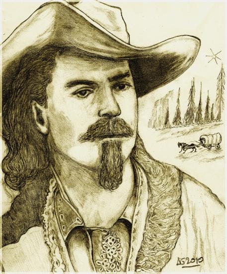 Buffalo Bill par didgiv